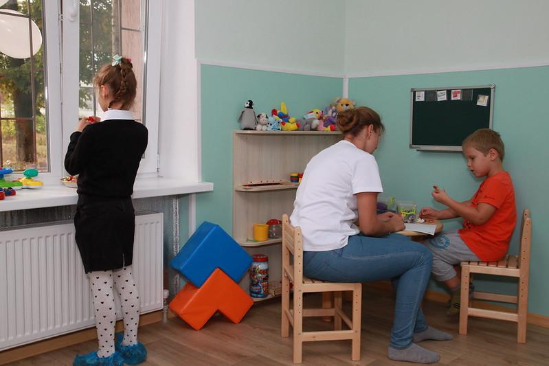 Ce que fait un psychologue pour enfants
